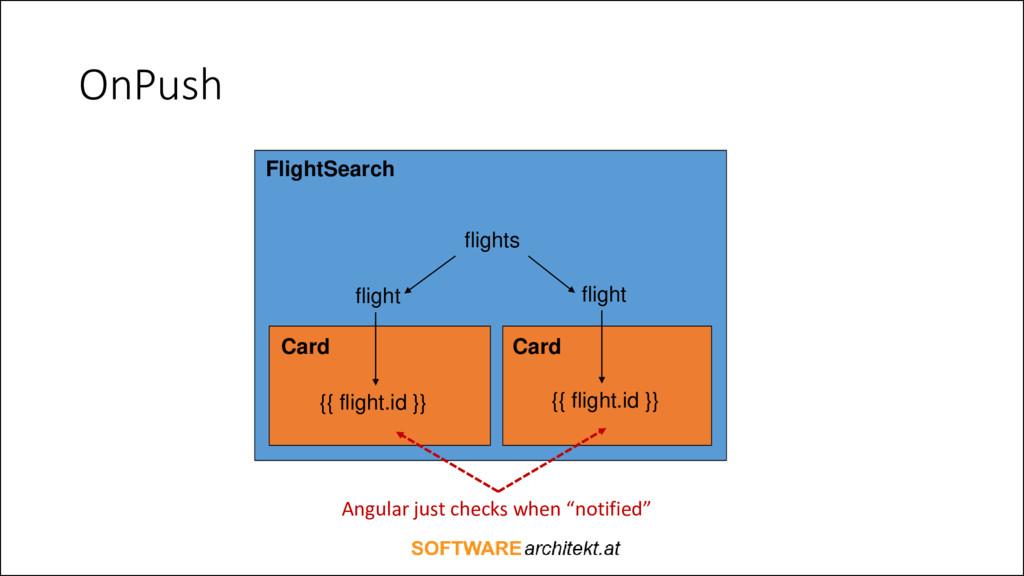OnPush flights flight flight {{ flight.id }} {{...