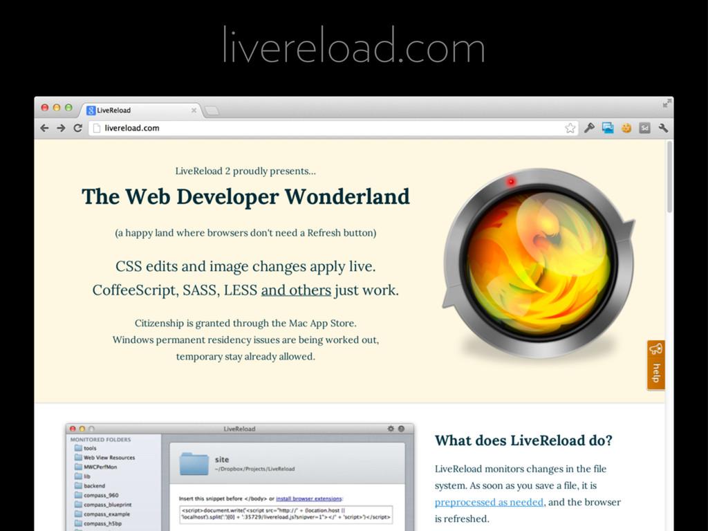 livereload.com