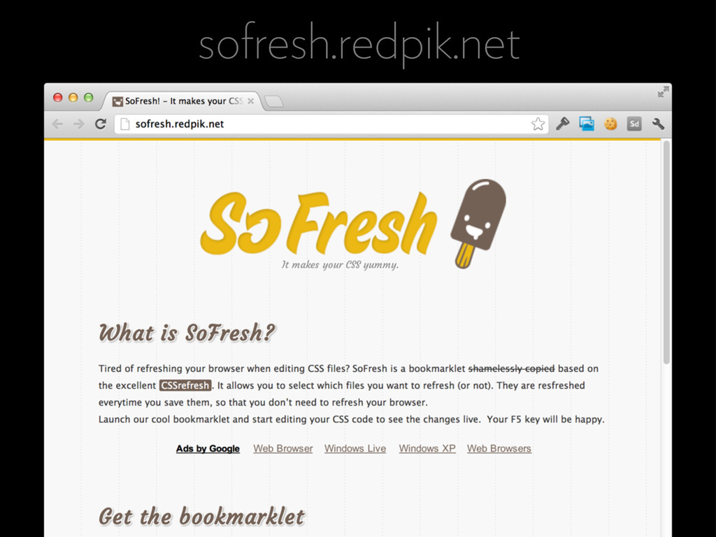 sofresh.redpik.net