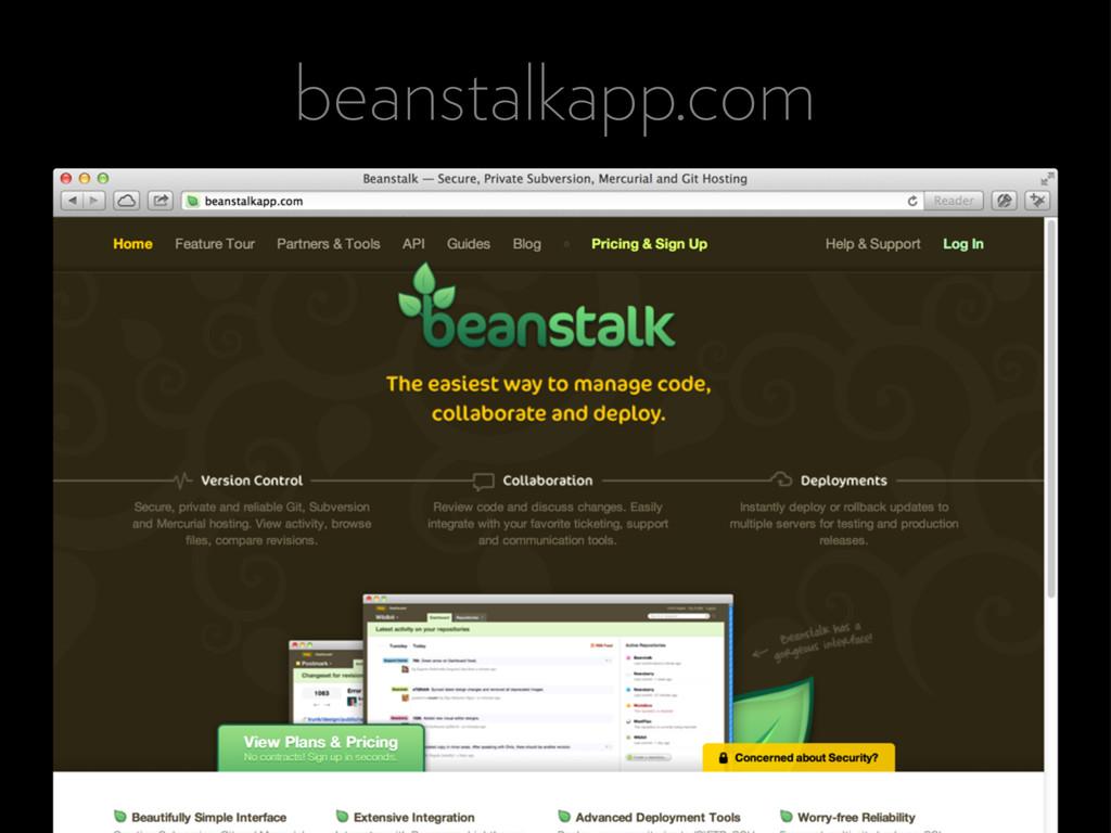 beanstalkapp.com