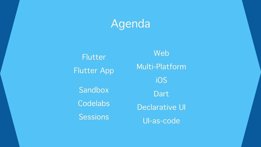 Agenda Web Multi-Platform iOS Dart Declarative ...
