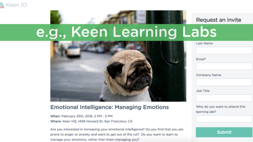 e.g., Keen Learning Labs