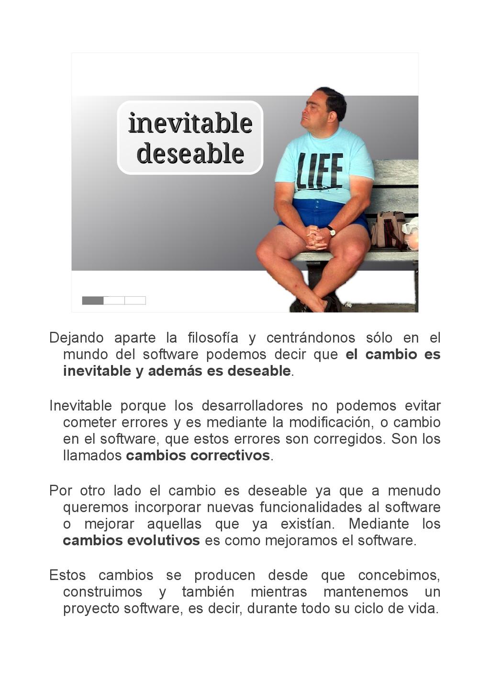 inevitable inevitable deseable deseable Dejando...