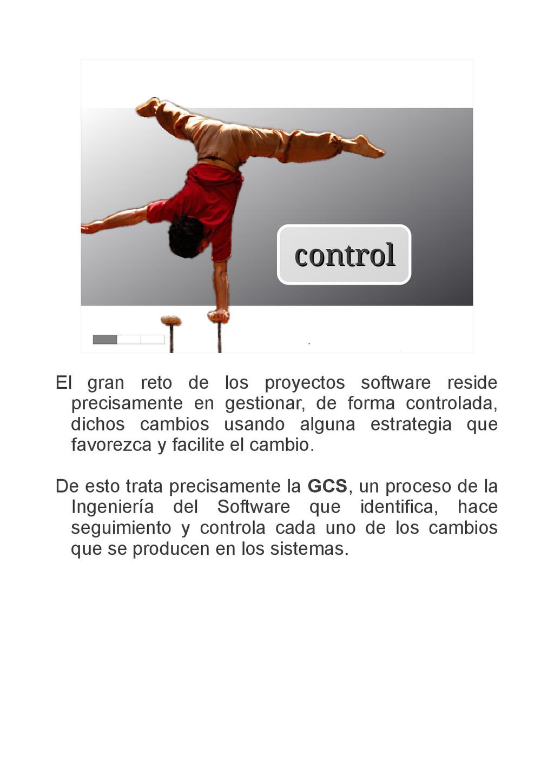 control control El gran reto de los proyectos s...