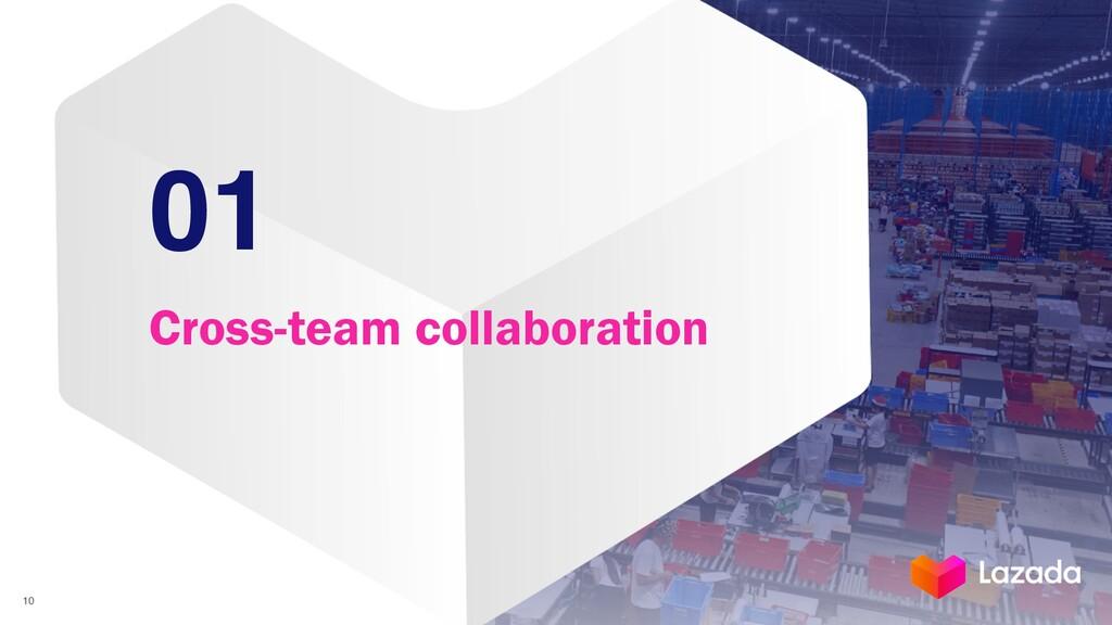 01 Cross-team collaboration 10