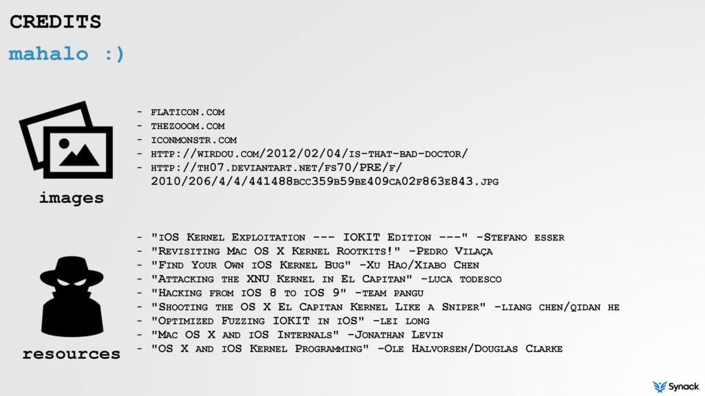 mahalo :) CREDITS - FLATICON.COM - THEZOOOM.COM...