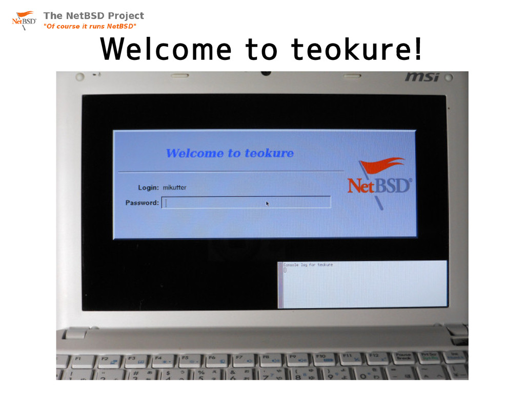 Welcome to teokure!