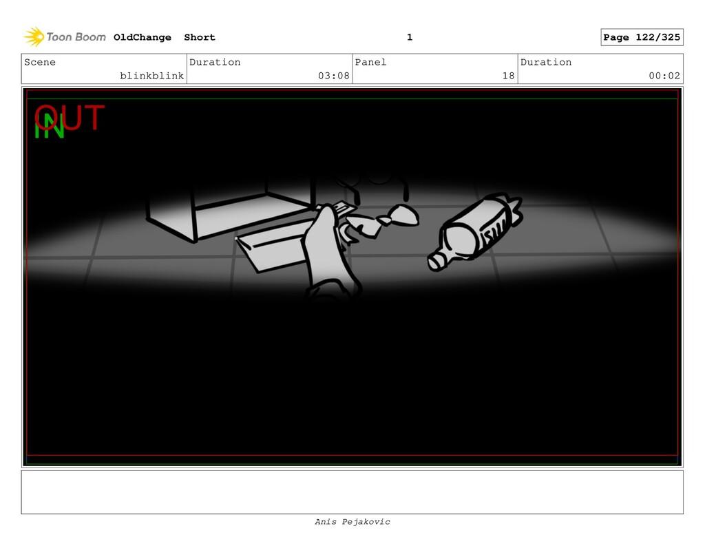 Scene blinkblink Duration 03:08 Panel 17 Durati...