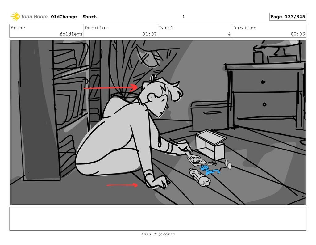 Scene foldlegs Duration 01:07 Panel 3 Duration ...