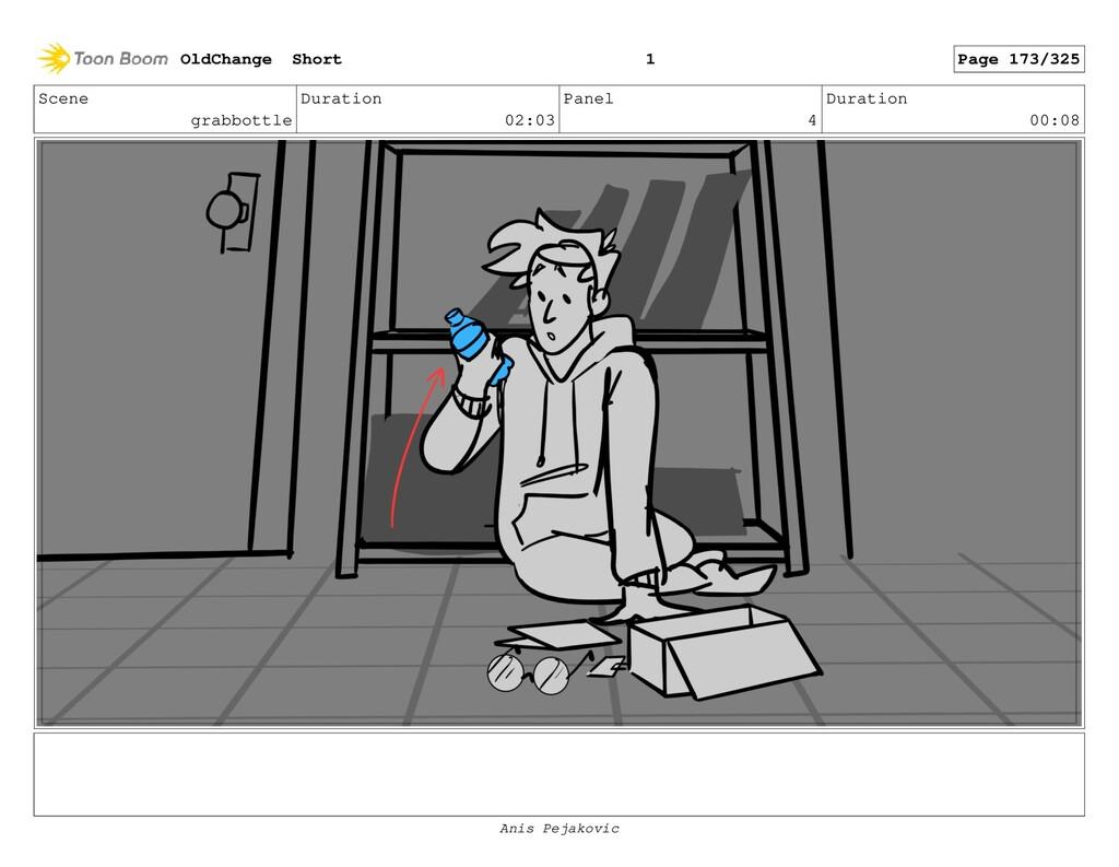 Scene grabbottle Duration 02:03 Panel 3 Duratio...