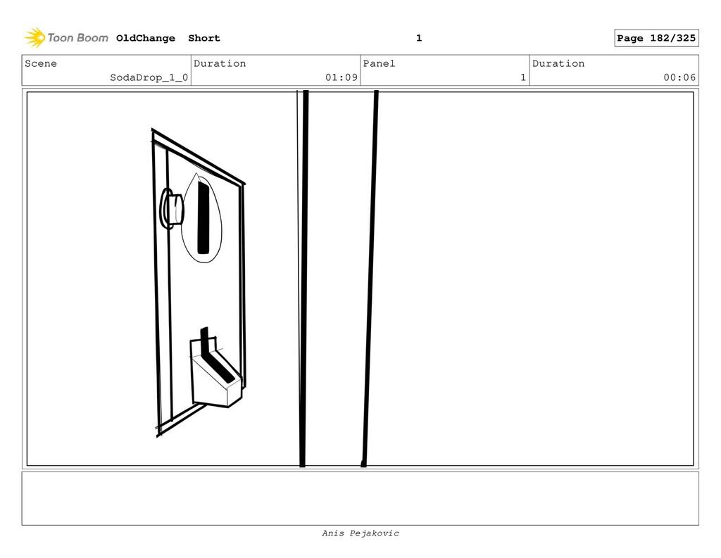 Scene SodaDrop_1 Duration 01:08 Panel 5 Duratio...