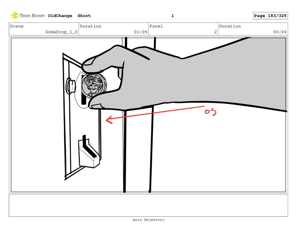 Scene SodaDrop_1_0 Duration 01:09 Panel 1 Durat...