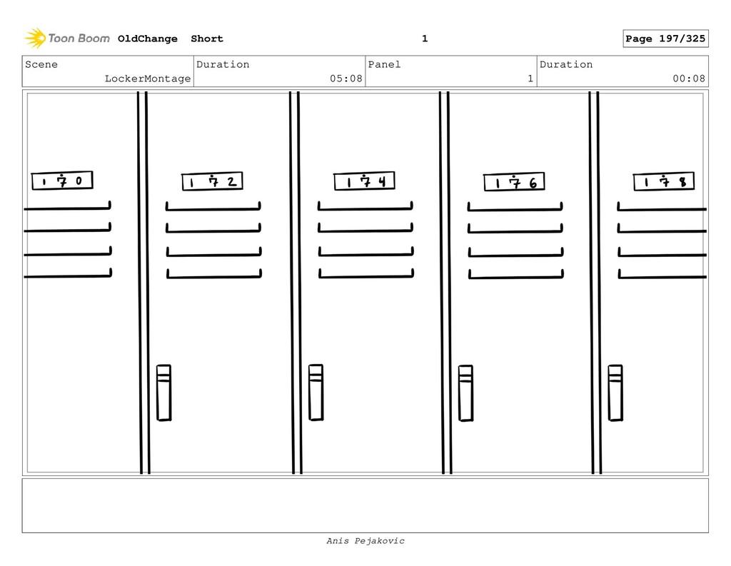 Scene SodaDrop Duration 03:11 Panel 10 Duration...