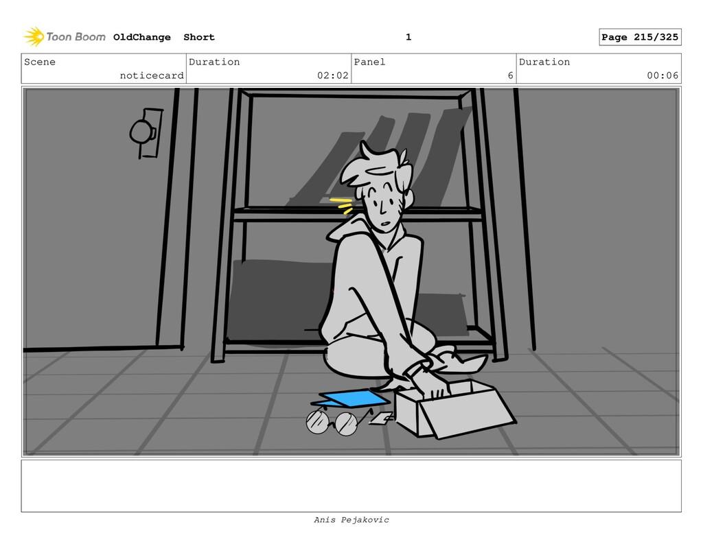 Scene noticecard Duration 02:02 Panel 5 Duratio...