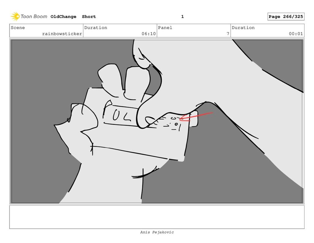 Scene rainbowsticker Duration 06:10 Panel 6 Dur...