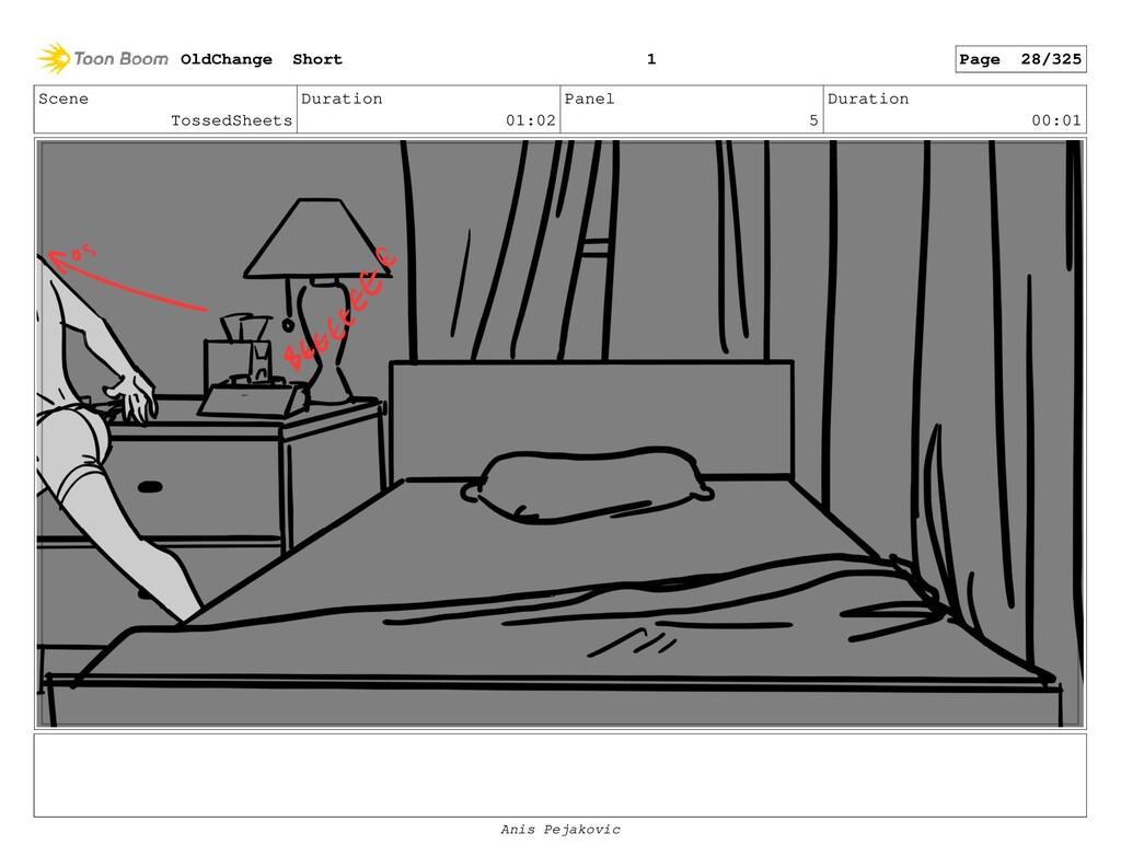 Scene TossedSheets Duration 01:02 Panel 4 Durat...