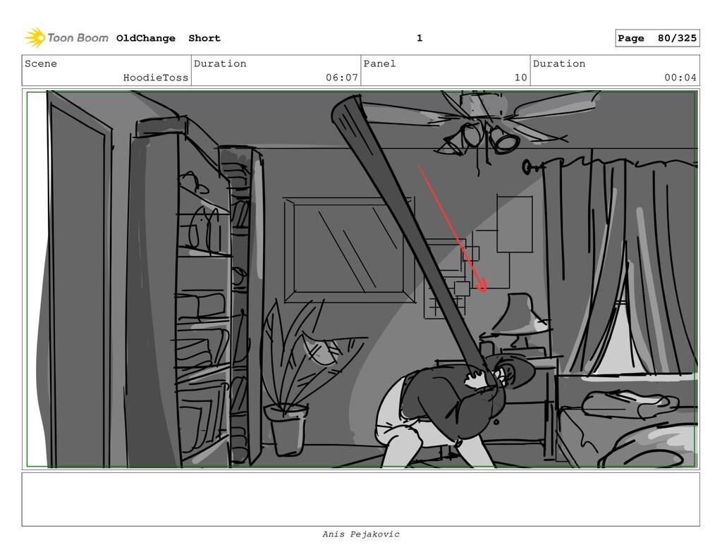 Scene HoodieToss Duration 06:07 Panel 9 Duratio...