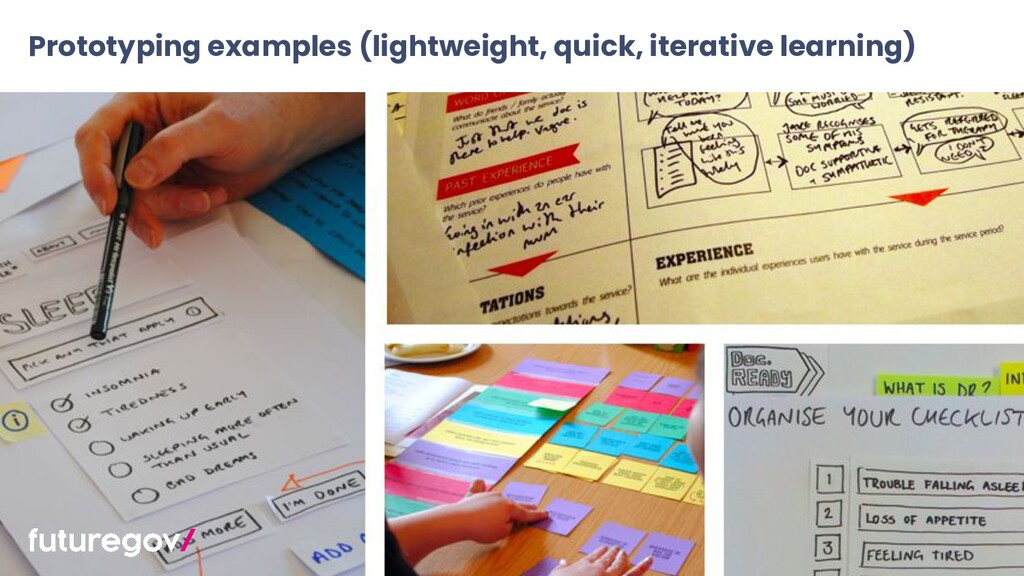 42 Prototyping examples (lightweight, quick, it...
