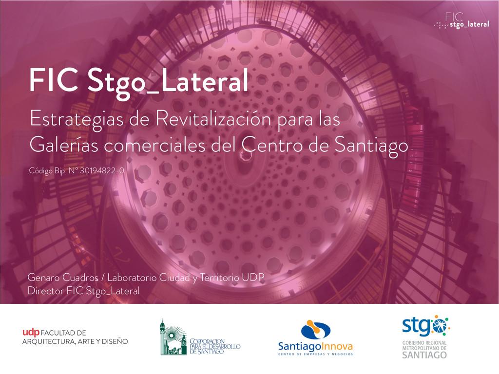 FIC Stgo_Lateral Estrategias de Revitalización ...