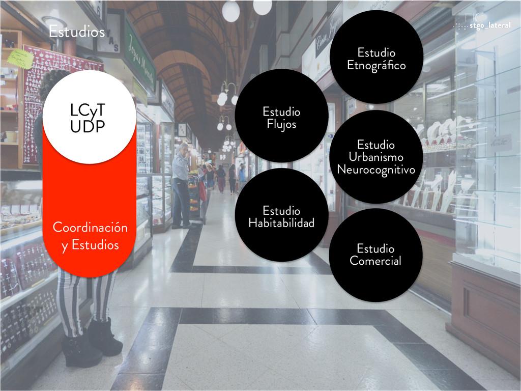 LCyT UDP Coordinación y Estudios Estudio Etnogr...