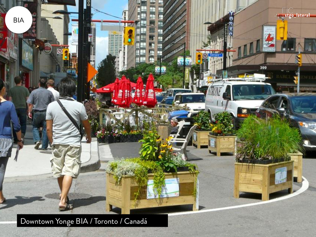 BIA Downtown Yonge BIA / Toronto / Canadá