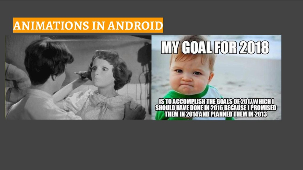 ANIMATIONS IN ANDROID