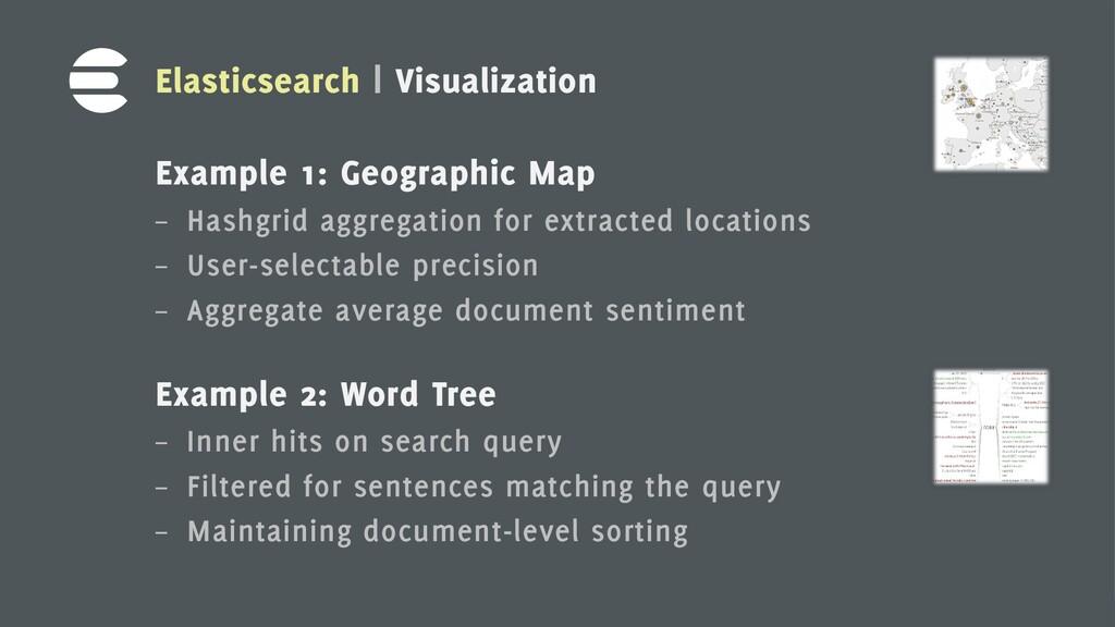 15 Elasticsearch | Visualization Example 1: Geo...