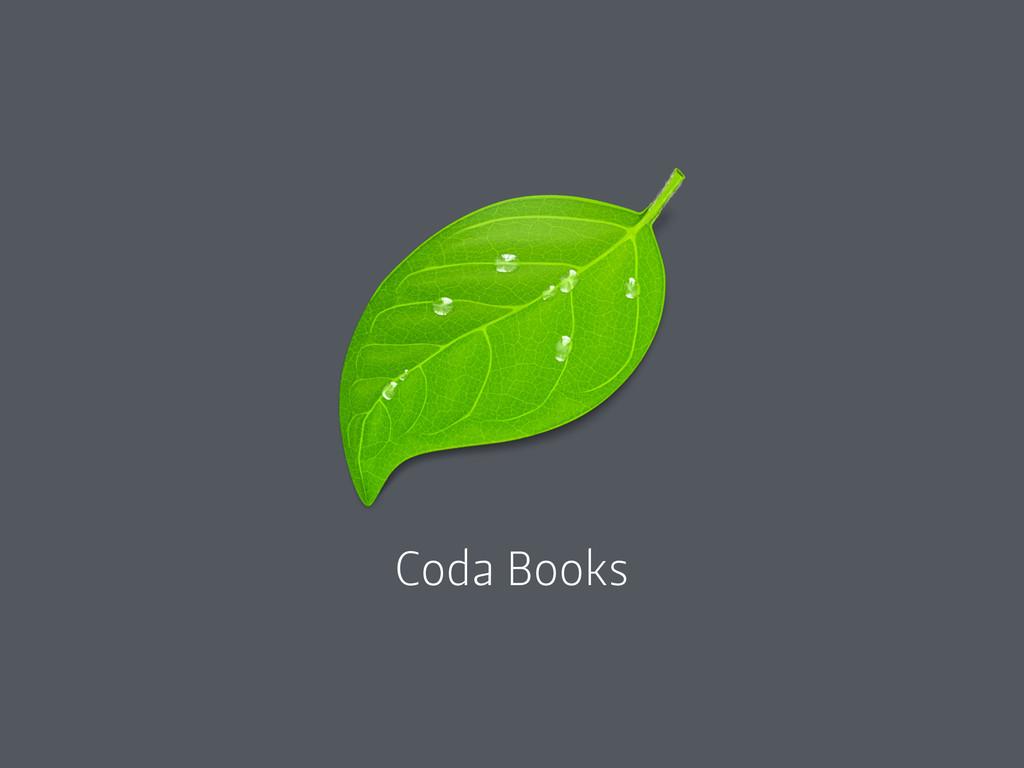 Coda Books