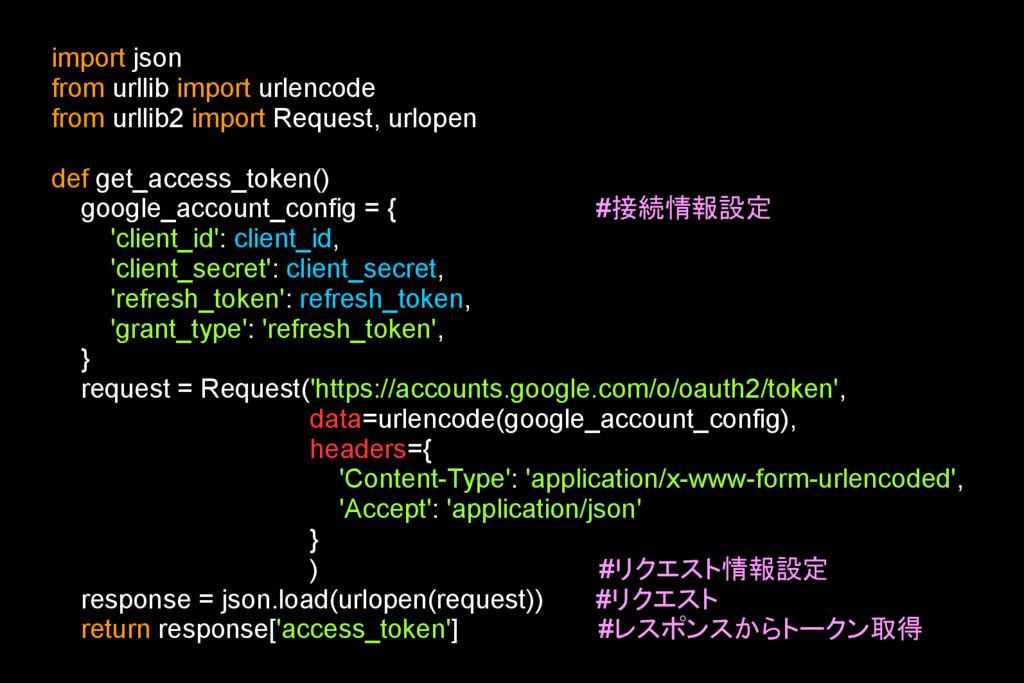 import json from urllib import urlencode from u...
