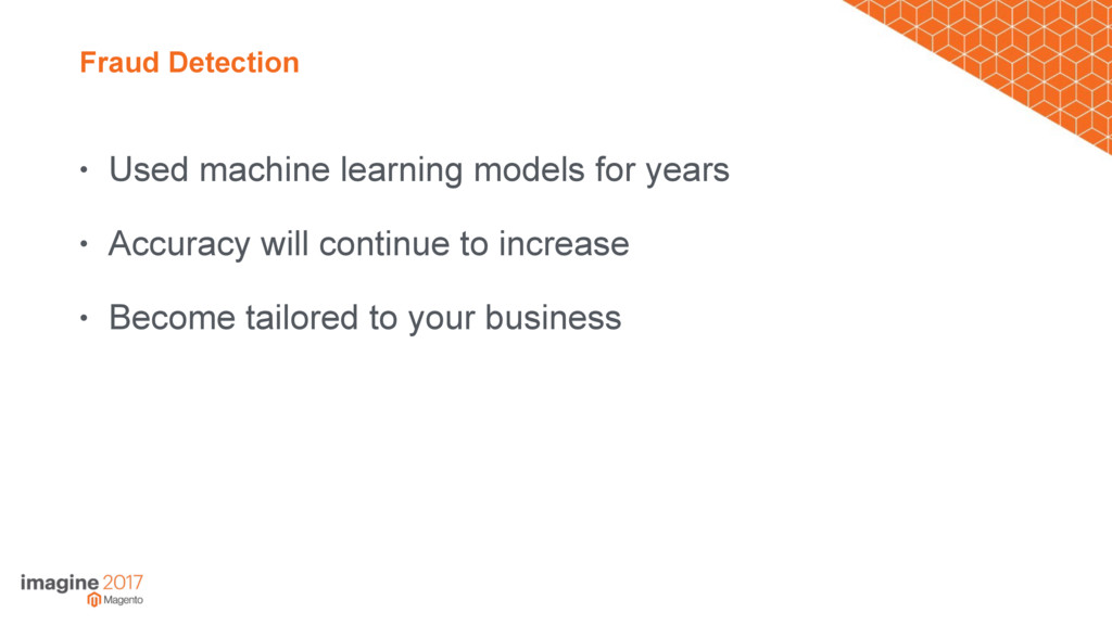 Fraud Detection • Used machine learning models ...
