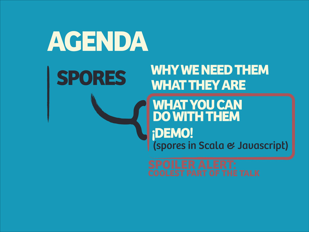 AGENDA WHY WE NEED THEM WHAT THEY ARE WHAT YOU ...