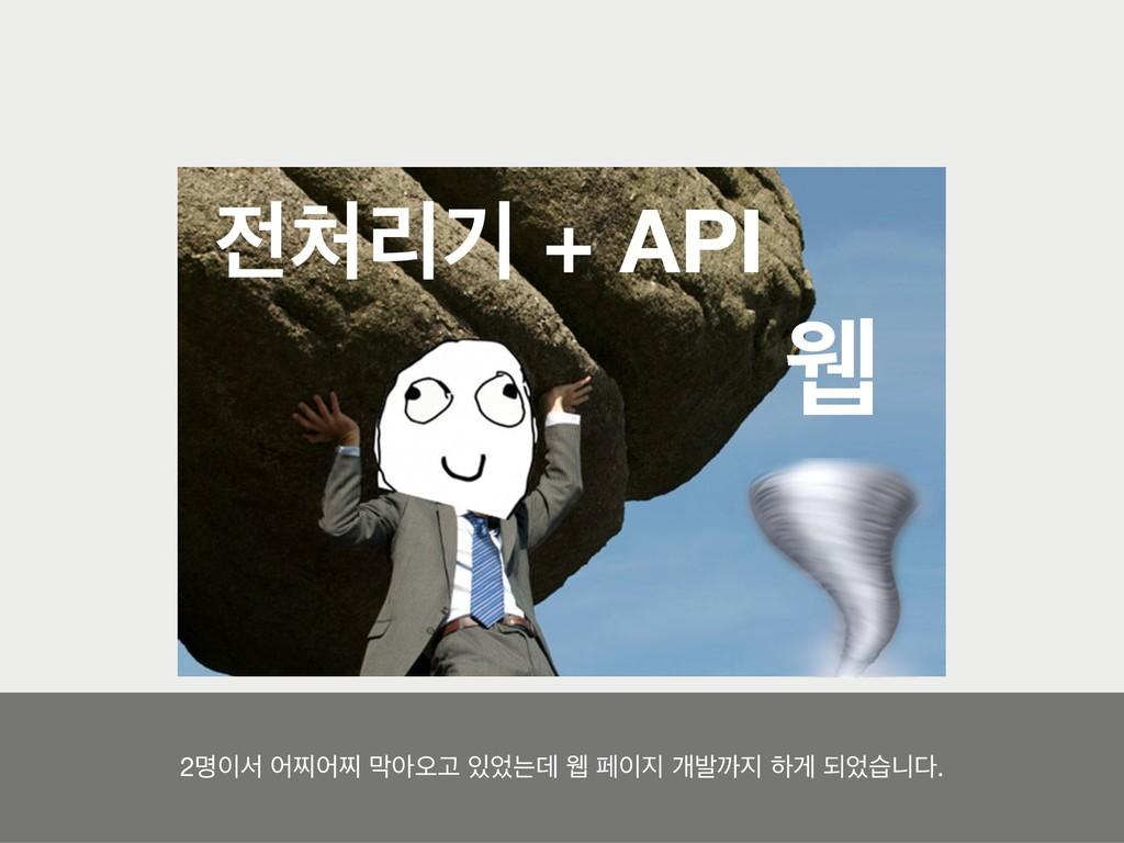 ਢ  ܻӝ + API 2ݺࢲ যଧযଧ ݄ইয়Ҋ חؘ ਢ ಕ ѐߊө ೞѱ...