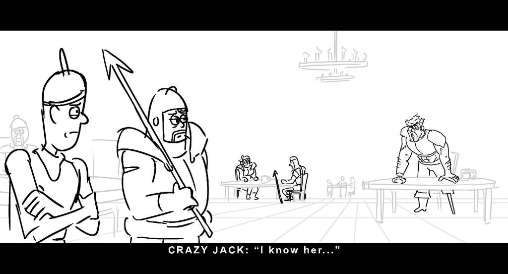 """CRAZ Y J ACK: """" I k n o w h e r . . . """""""