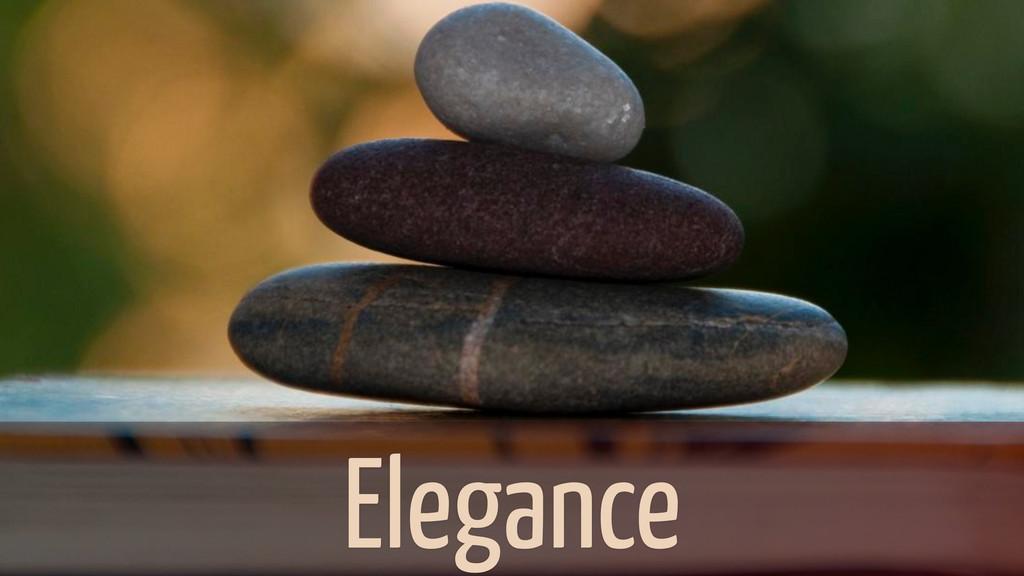 Zen Elegance Elegance