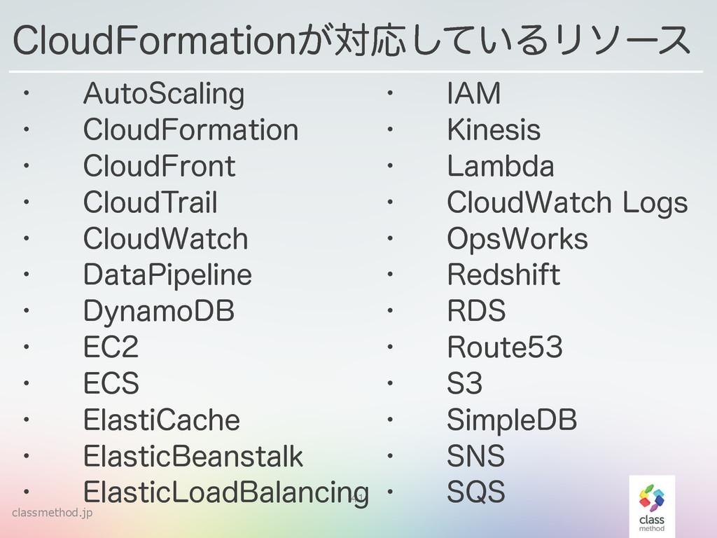 """classmethod.jp 41 w """"VUP4DBMJOH w $MPVE'PSNBUJ..."""