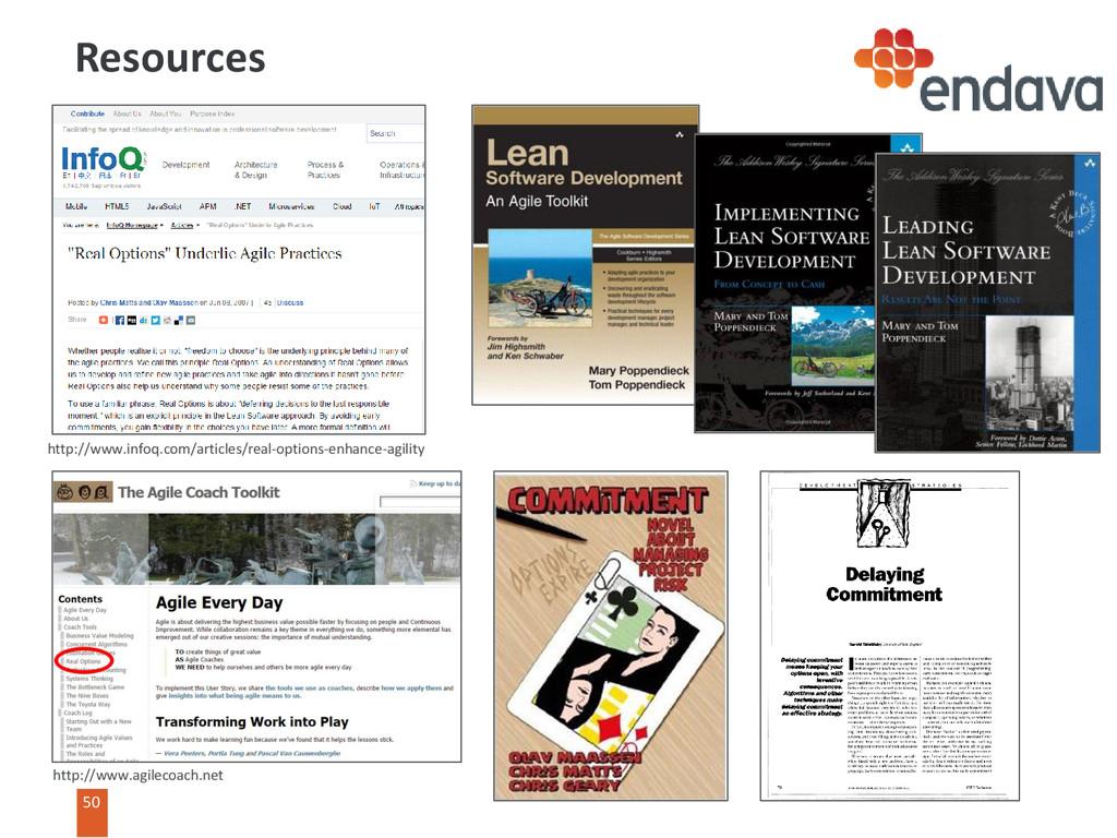 50 50 Resources http://www.infoq.com/articles/r...