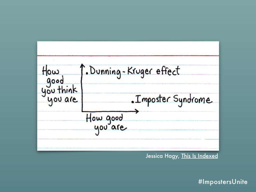 #ImpostersUnite Jessica Hagy, This Is Indexed