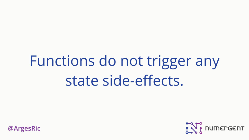 @ArgesRic Functions do not trigger any state si...