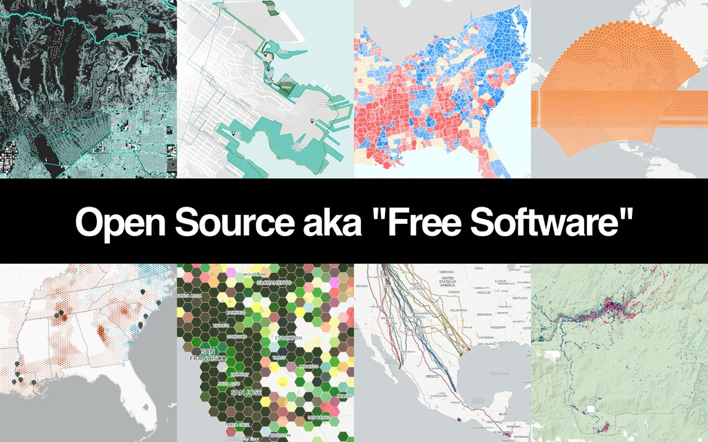 "Open Source aka ""Free Software"""