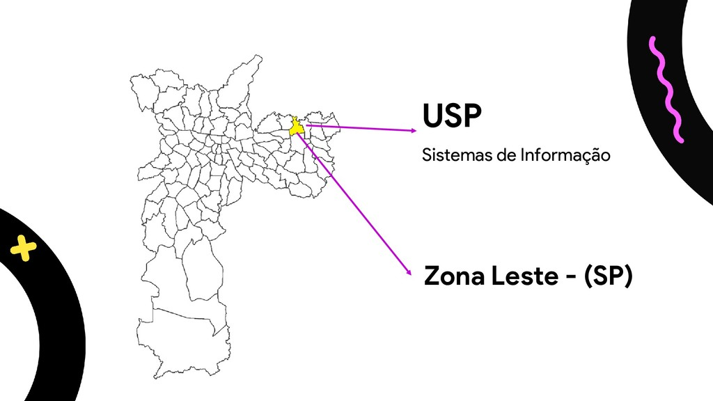 Zona Leste - (SP) USP Sistemas de Informação
