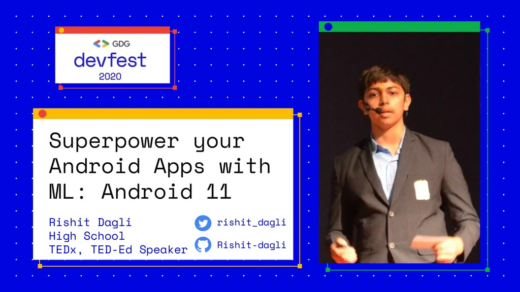 Superpower your Android Apps with ML: Android 1...