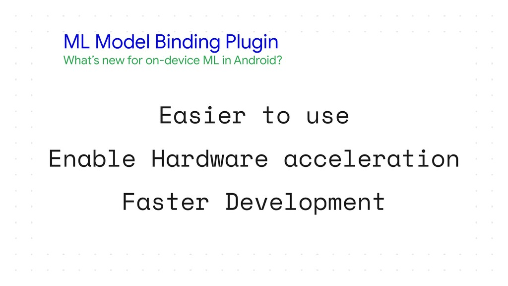 Easier to use Enable Hardware acceleration Fast...