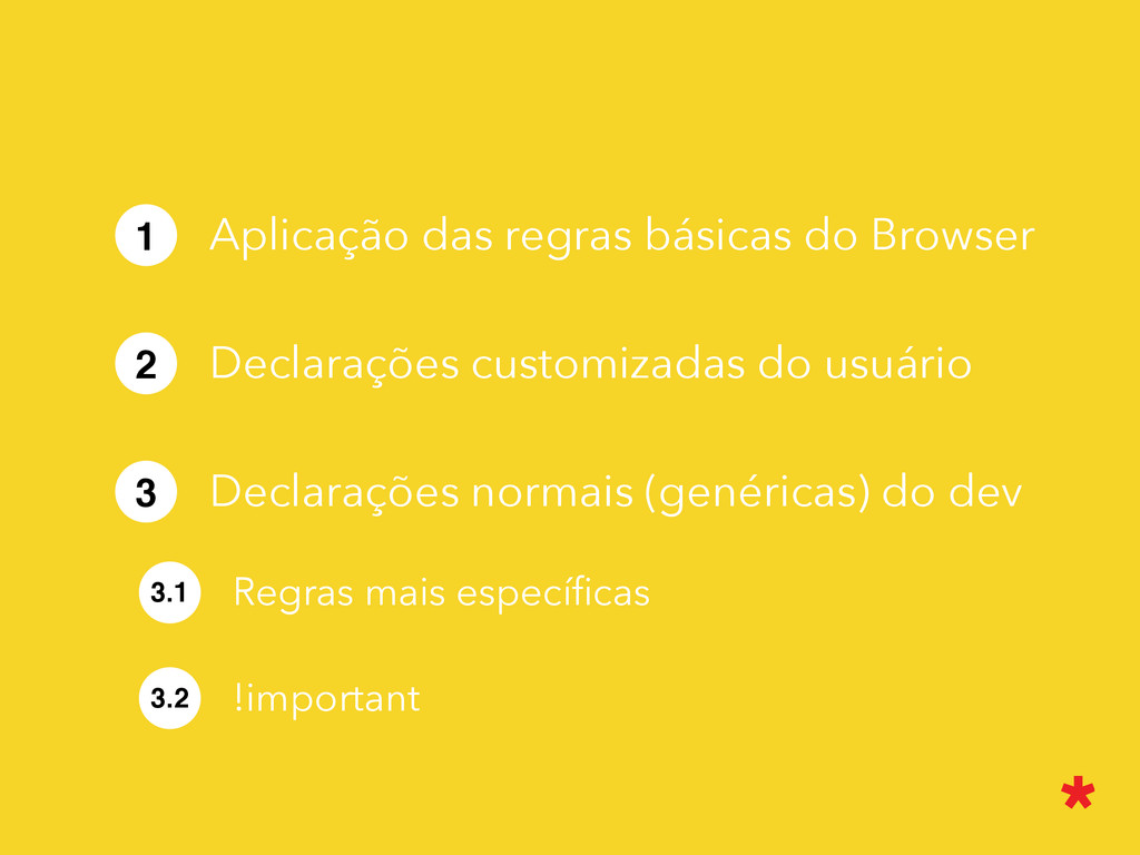 1 Aplicação das regras básicas do Browser 2 Dec...