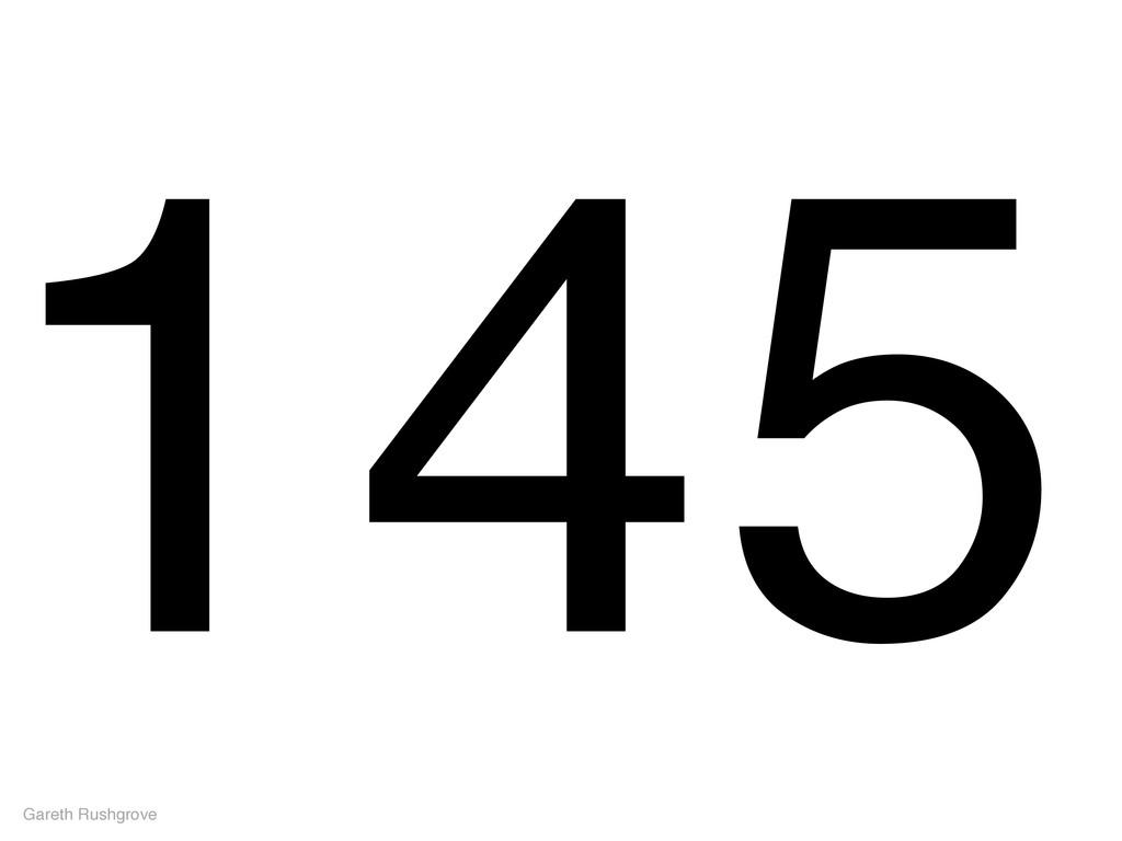 145 Gareth Rushgrove