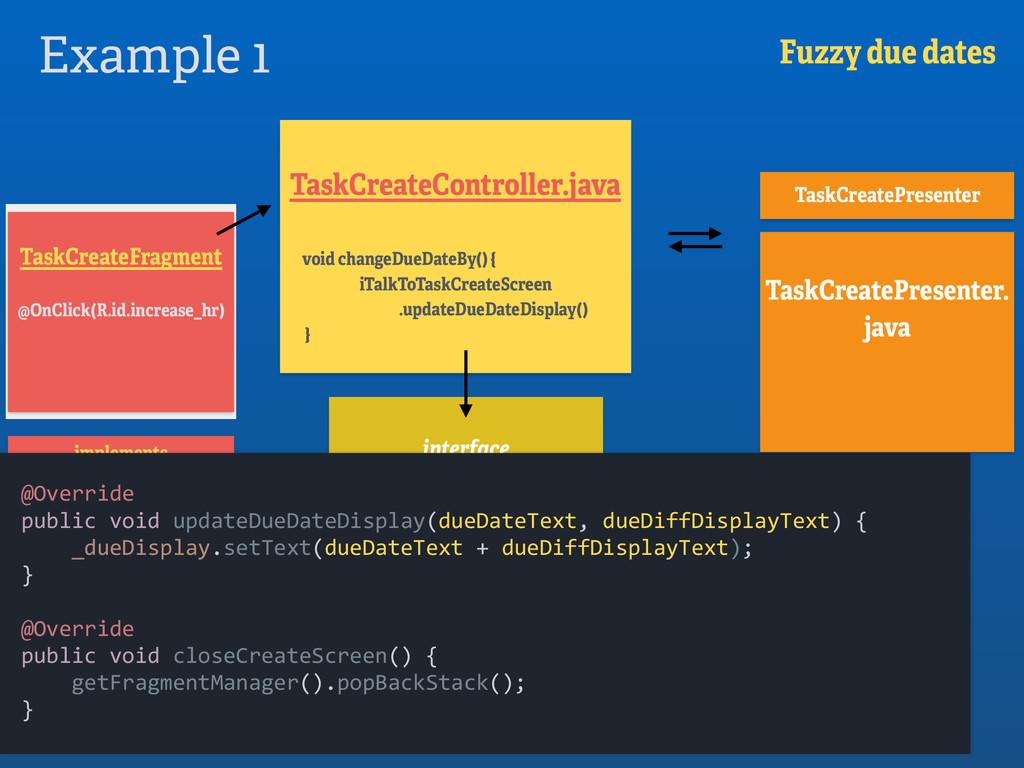 implements ITalkToTaskCreateScreen  .updateDu...