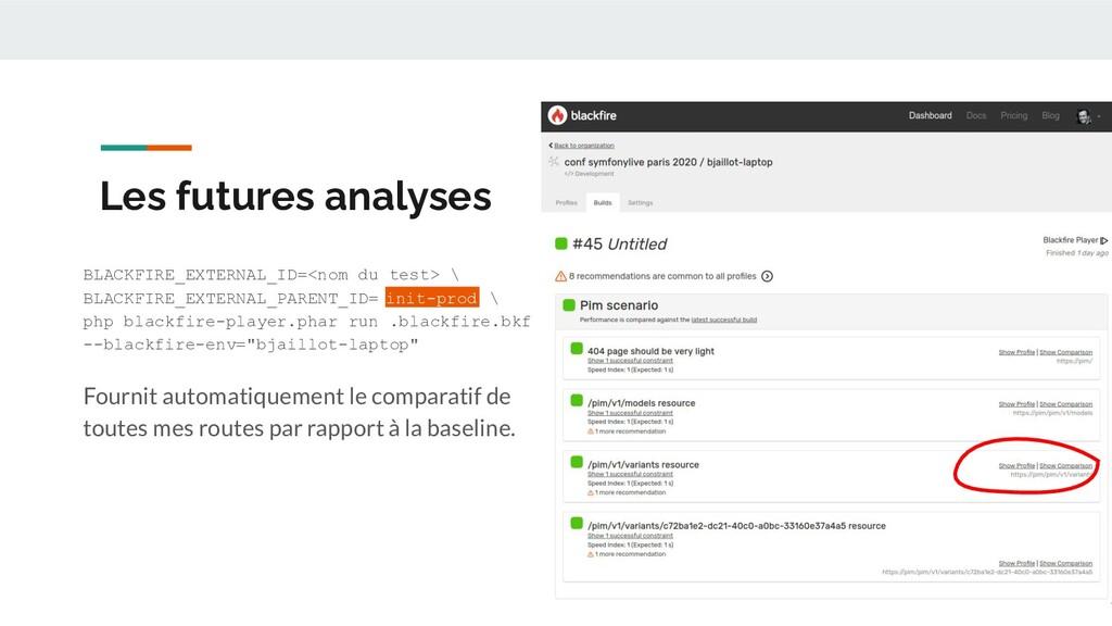 Les futures analyses BLACKFIRE_EXTERNAL_ID=<nom...