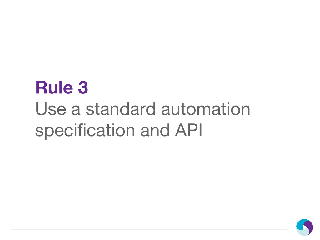 Rule 3 