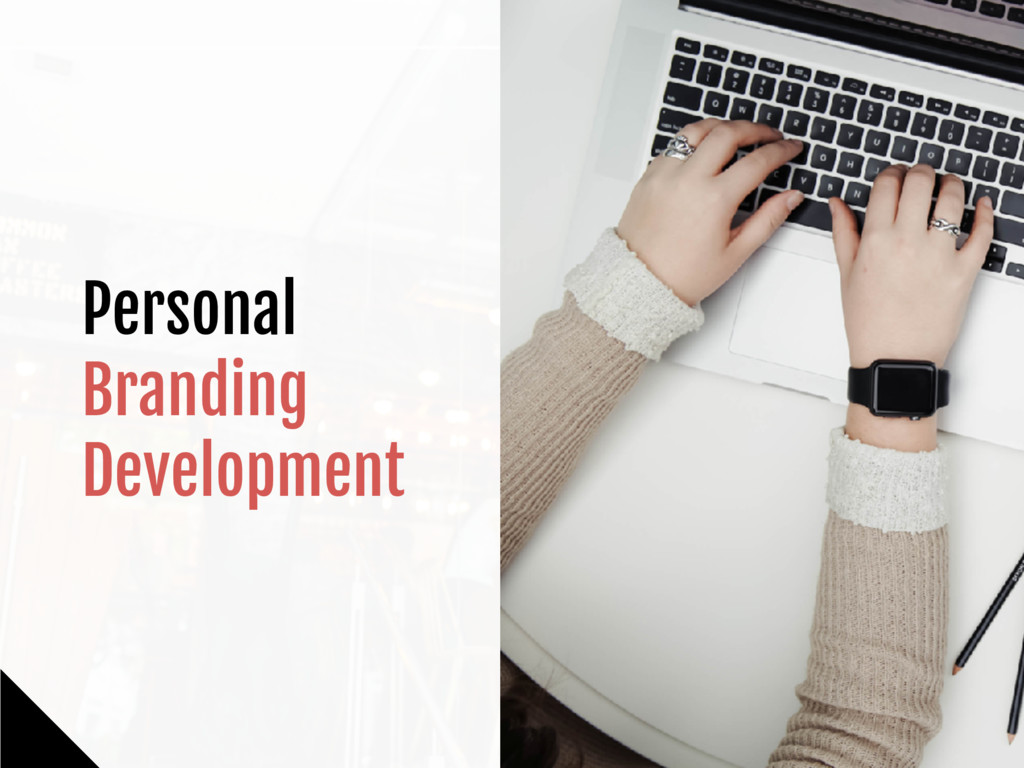 Personal Branding  Development