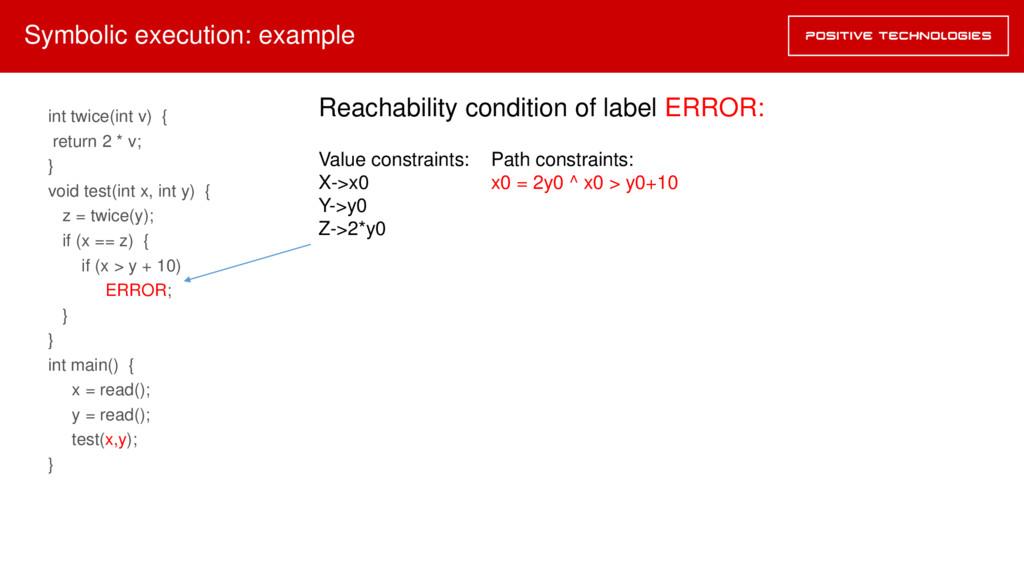 int twice(int v) { return 2 * v; } void test(in...
