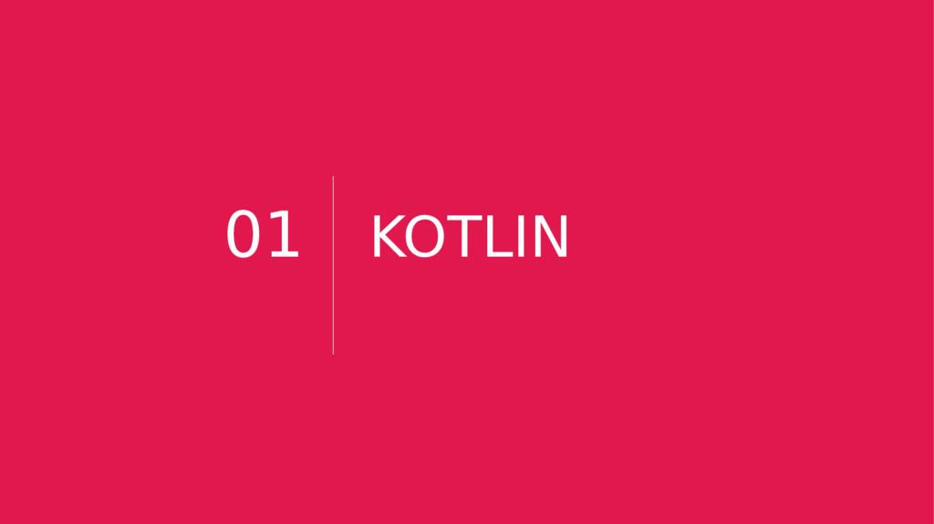 01 KOTLIN